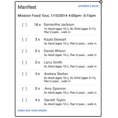 Carousel-manage-manifest